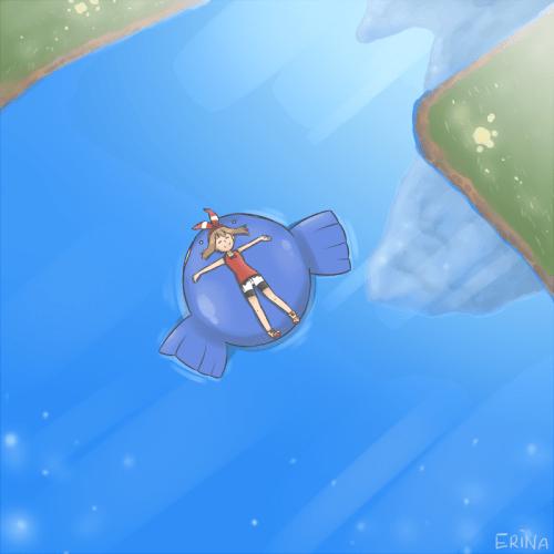 pokemon memes surf fan art