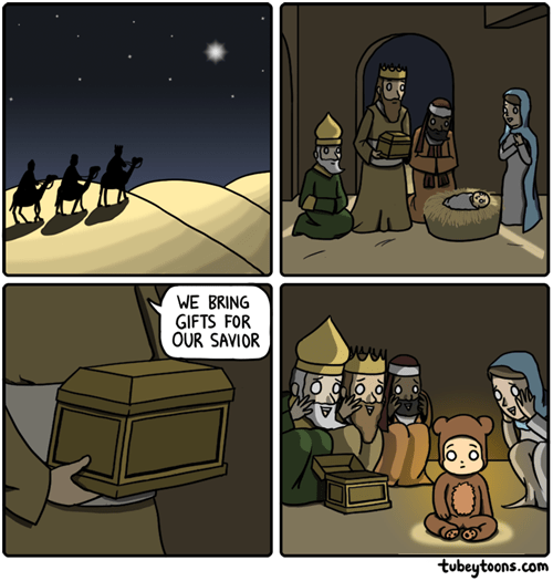 funny-web-comics-thank-god-jesus-wasnt-born-nowadays