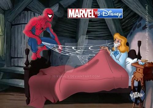 Spider-man - MARVELVSSNP YANN X.DEVIANTART.COM YAMA