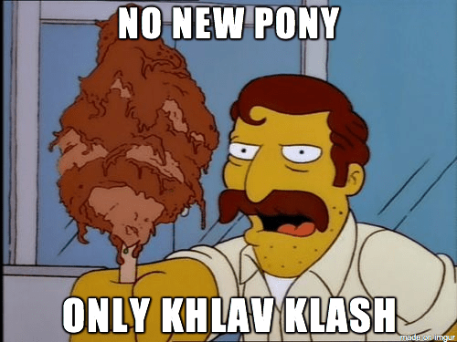MLP,no new episode,simpsons