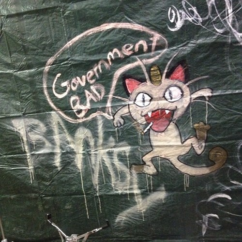 pokemon memes meowth government bad
