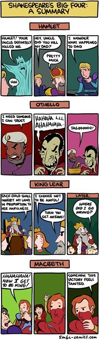 funny-web-comics-a-summary-of-some-shakespeares-most-popular-works