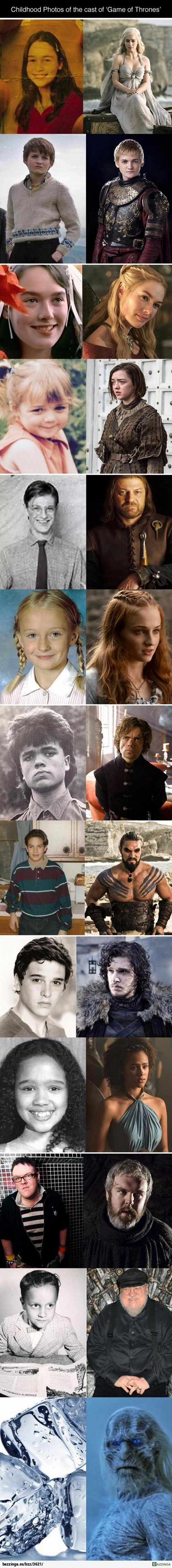 Fotos cast game of thrones