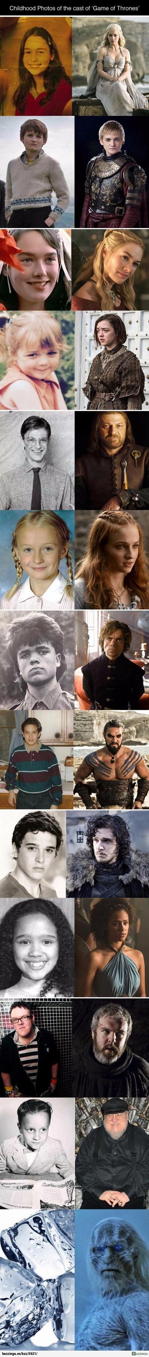 Fotos cast game of thrones