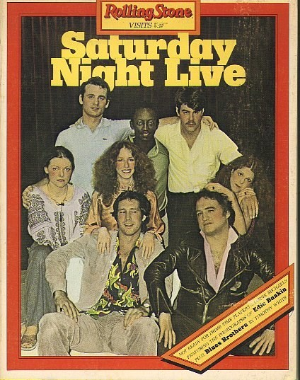 Saturday night live began 40 years ago. Crazy.