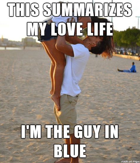 dating funny memes Romantic Day at the Beach