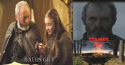 Game of Thrones stannis baratheon season 5 - 8506527488