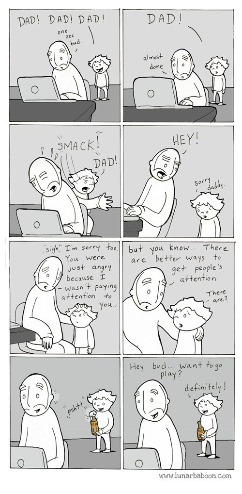 drinking parenting bud web comics - 8506542080