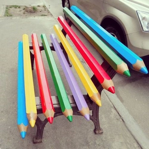 epic-win-pic-bench-design-colored-pencils