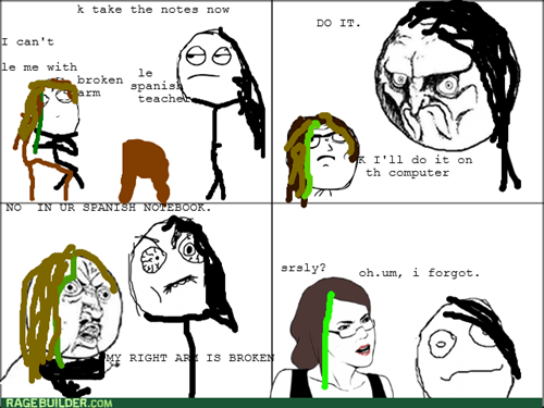 Rage Comics Rage Exams - 8506881024