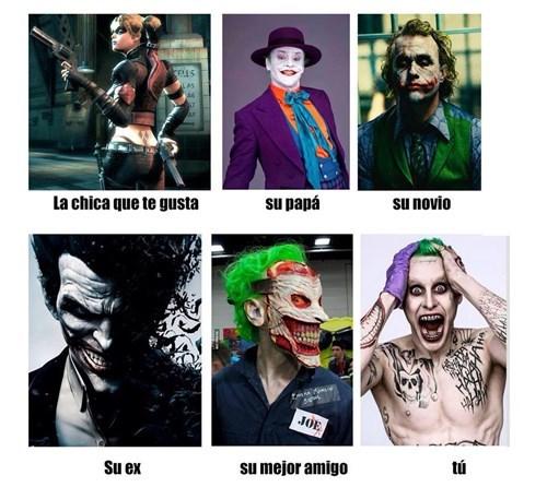 joker es un loquillo