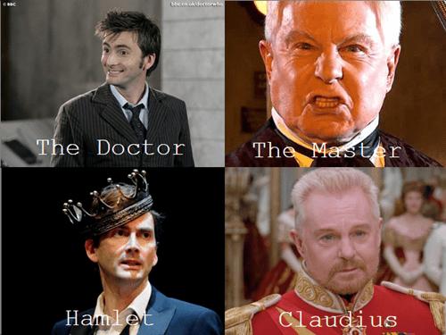 doctor who hamlet - 8506971648