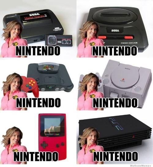 Nintendo version mama