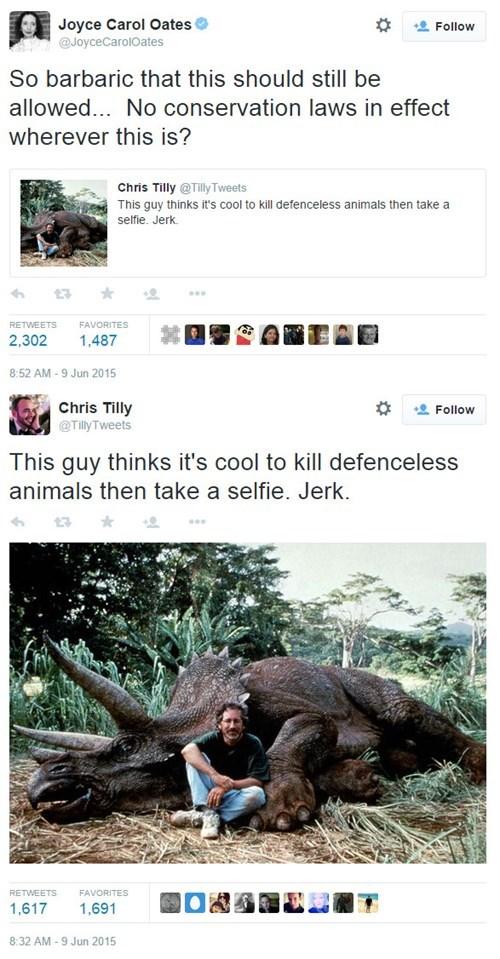 funny-twitter-fail-dinosaur-spielberg-jurassic-park-hunter