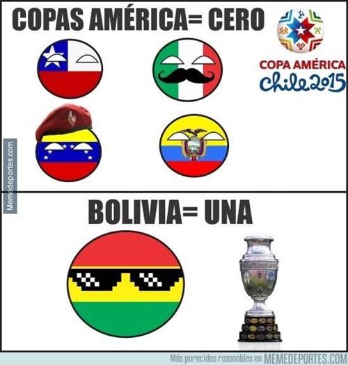 Poderosa Bolivia