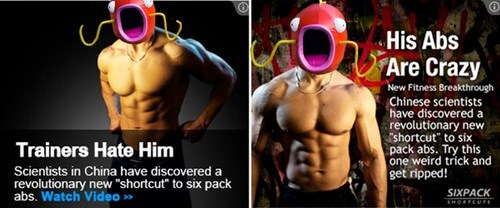 """Bodybuilder - His Abs Are Crazy New Fitness Breakthrough Chinese scientists have discovered a revolutionary new shortcut to six pack abs. Try this one weird trick and get ripped! Trainers Hate Him Scientists in China have discovered a revolutionary new """"shortcut"""" to six pack abs. Watch Video SIXPACK"""