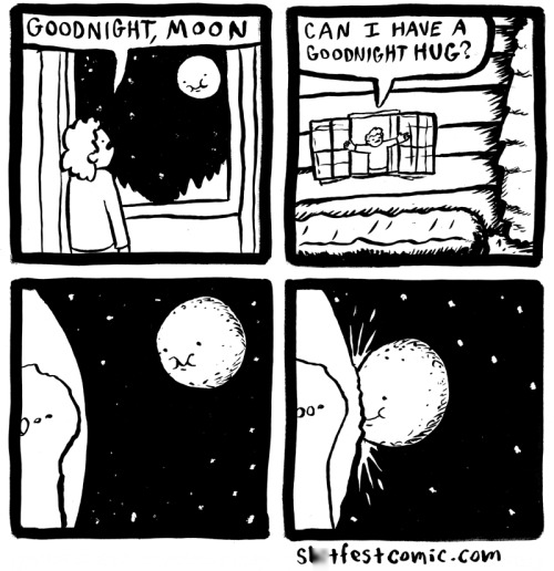 Goodnight Sweet Moon
