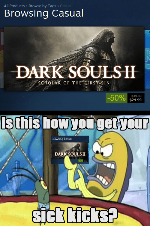 dark souls steam sale casual - 8508342272