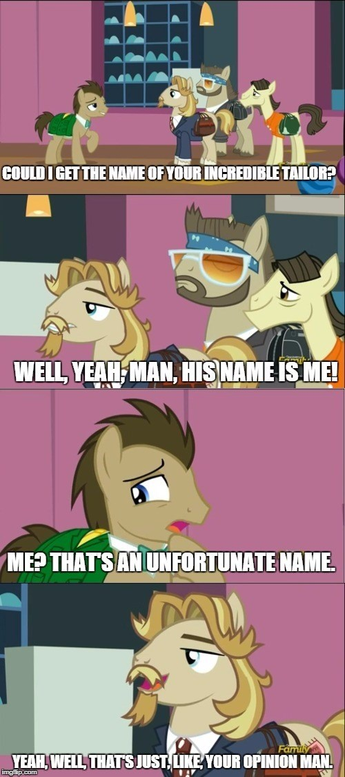 doctor whooves MLP 100th episode Big Lebowski reference - 8508847104