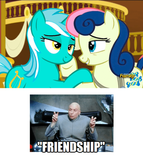 lyra,ship it,bon bon