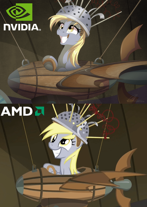 derpy hooves,graphic card