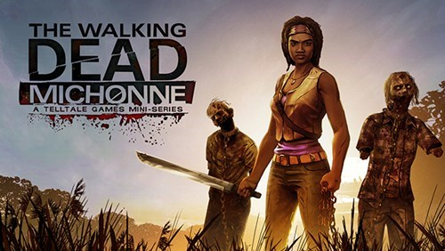 video game news e3 telltale michonne