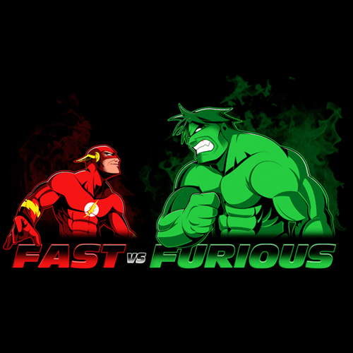superheroes-flash-dc-hulk-marvel-fast-and-furious-meme