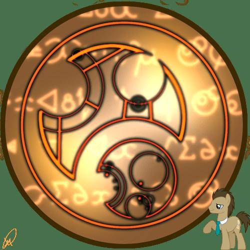 Fan Art gallifrey doctor whooves - 8509980160