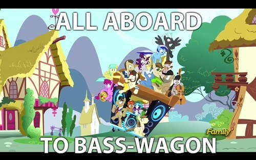 pun MLP 100th episode bandwagon - 8510094080
