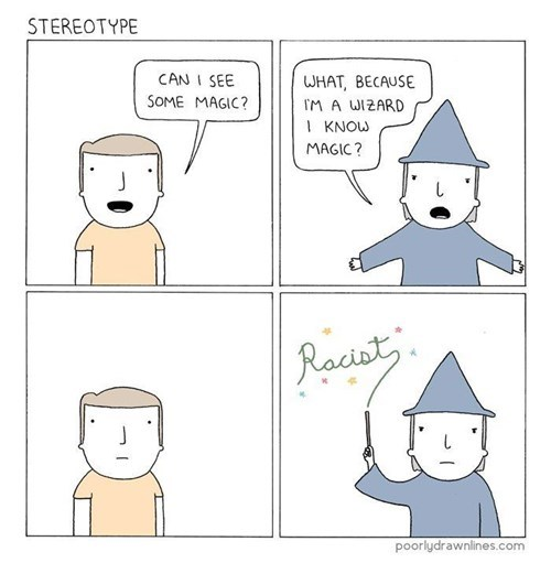 Stereotypical Fantasy