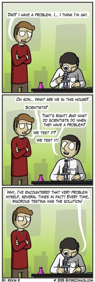 sad but true,science,web comics