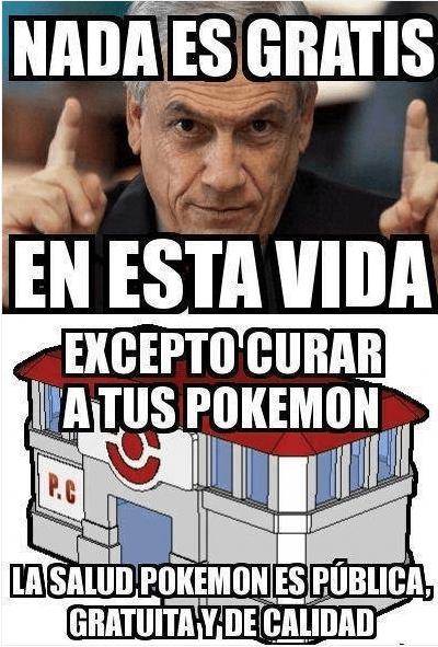 salud pokemon