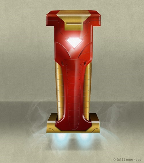 i-is-for-iron-man