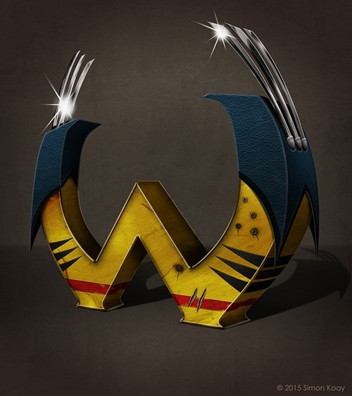 w-is-for-wolverine
