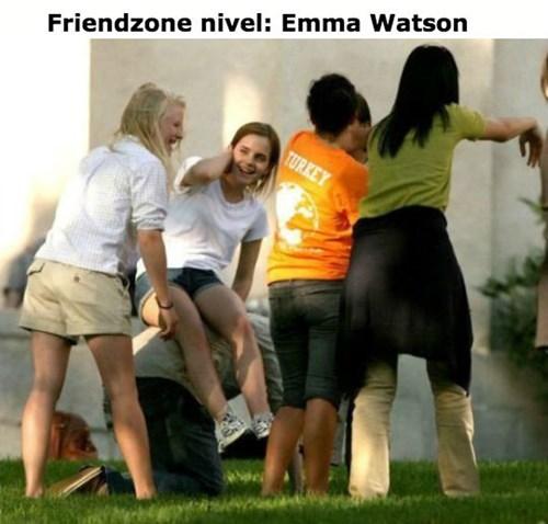 friendzone nivel emma watson