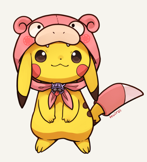 pokemon memes pikachu slowpoke