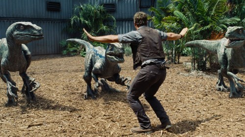 funny jurassic world image The Original