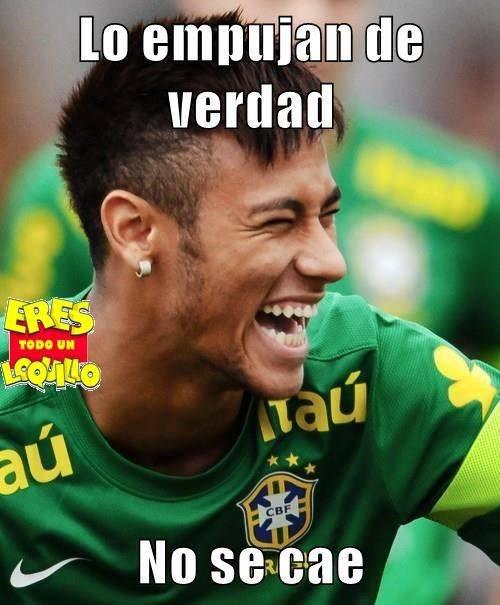 Neymar expulsado