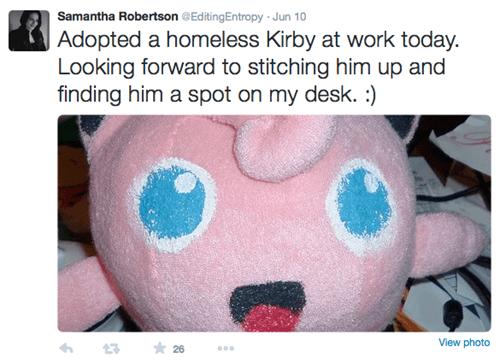 twitter jigglypuff kirby - 8510925824
