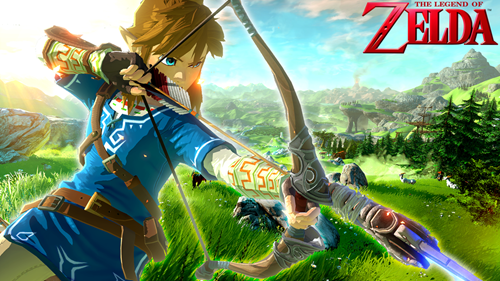 video game news zelda still coming wii u