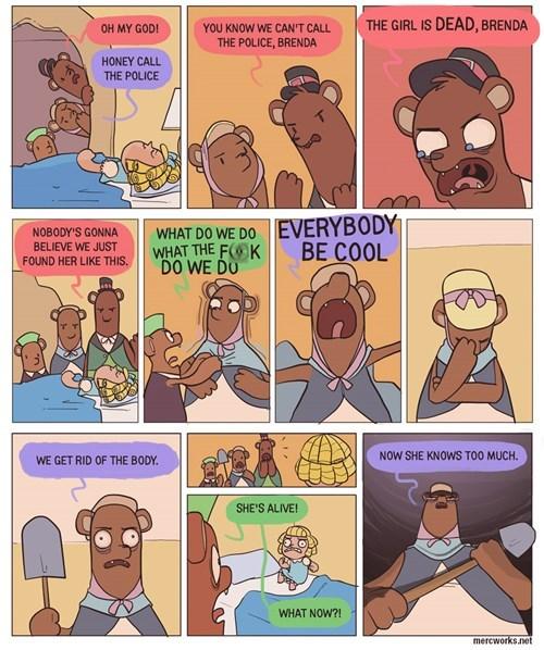 funny-web-comics-goldilocks-and-the-three-bears