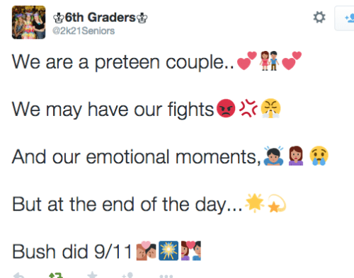 Preteen Couples Keep The Facts Straight