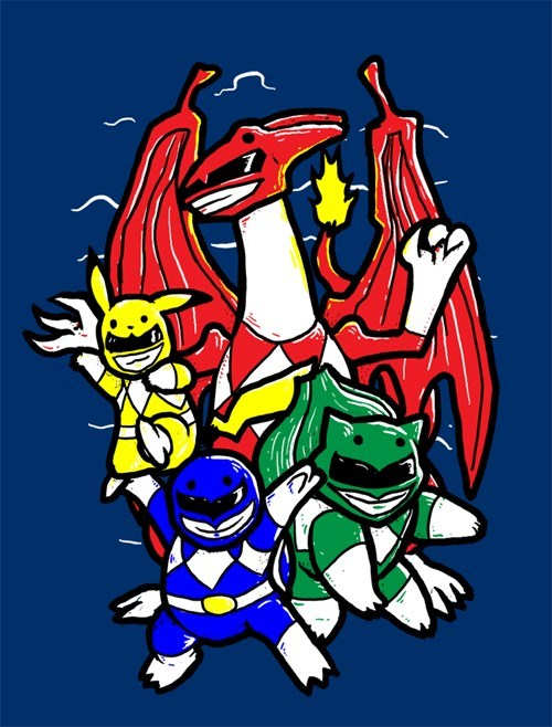 pokemon memes pokemon power rangers