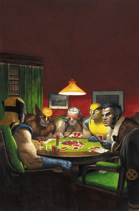 superheroes-wolverine-marvel-dogs-playing-poker-art-funny