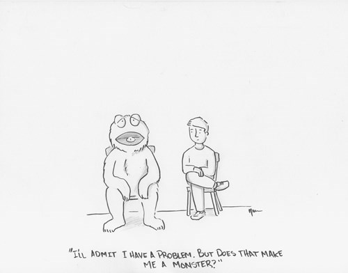 funny-web-comics-cookie-monsters-moment-of-reflection
