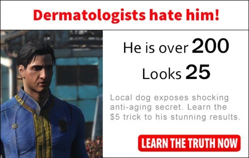 Dermatologists hate him