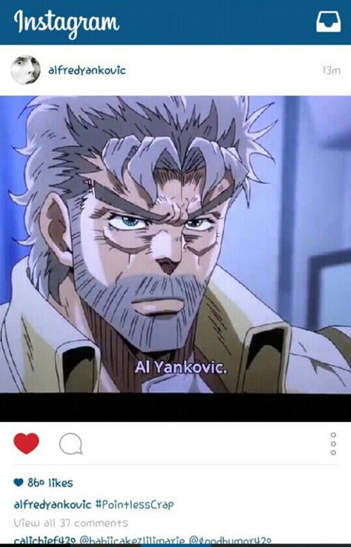 weird al anime instagram - 8512912896