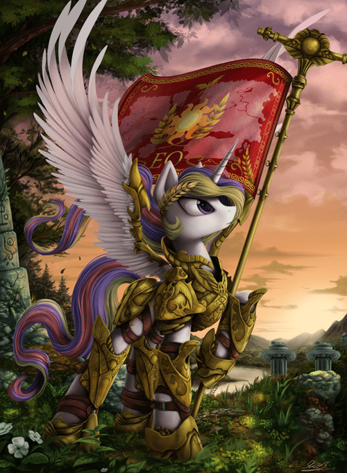 awesome Fan Art princess celestia - 8515068160