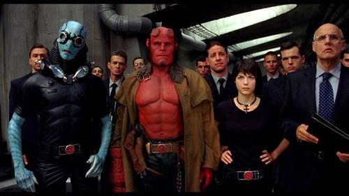 superhero memes news hellboy 3 script