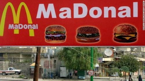 mcdonalds alrededor del mundo